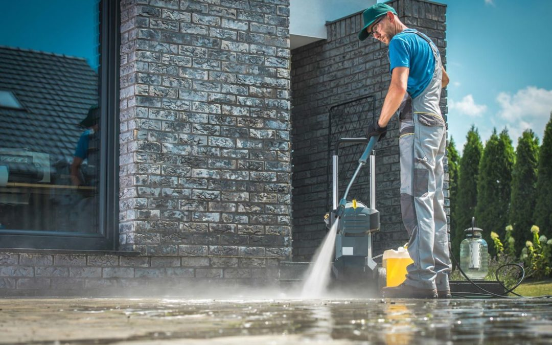 How To Pick A Powerwash Company
